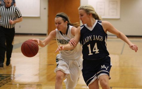 Gallery: Girls varsity basketball game on Jan. 30