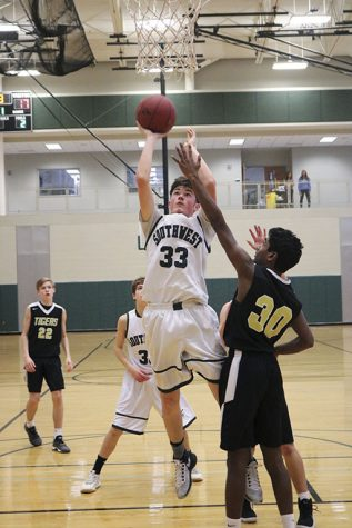 Gallery: Boys freshman basketball game on Feb. 9