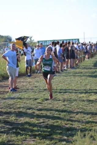 Cross country team hosts EKL