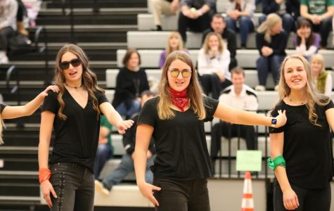 Photo gallery: Winter Sports Assembly on Jan. 17