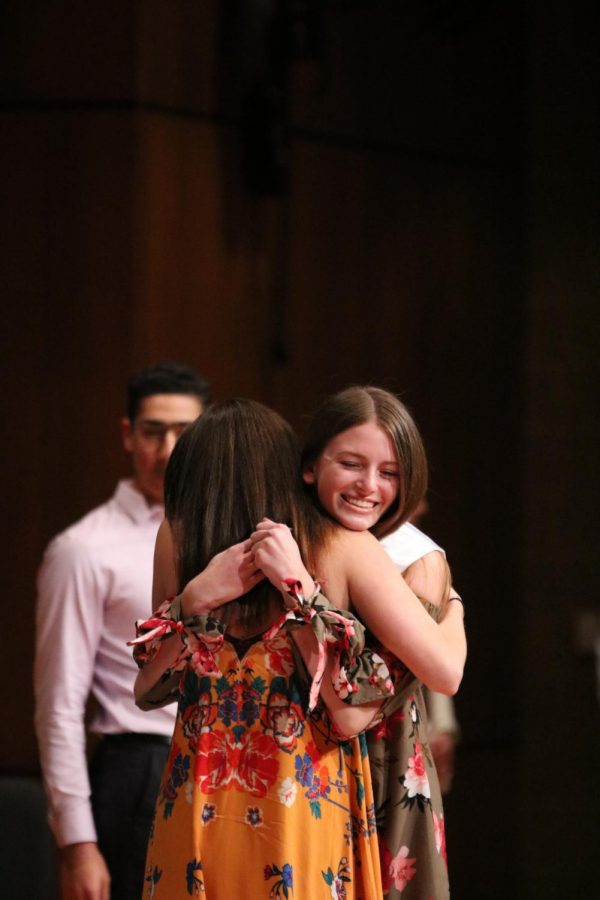 GALLERY: NHS Hooding Ceremony 2019