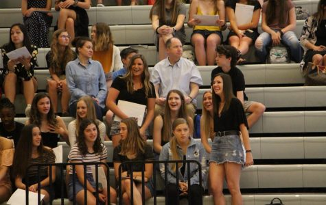 GALLERY: Underclassmen Academic Awards Ceremony on May 16