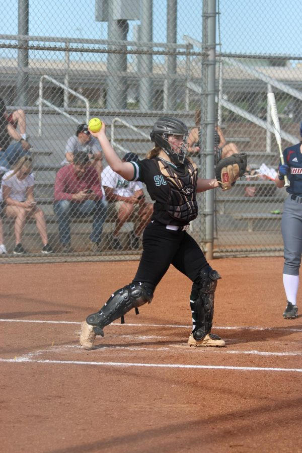 GALLERY: Varsity softball vs. Saint James Academy on April 9
