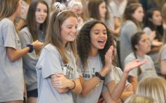 Fall Sports Assembly Sept. 20.