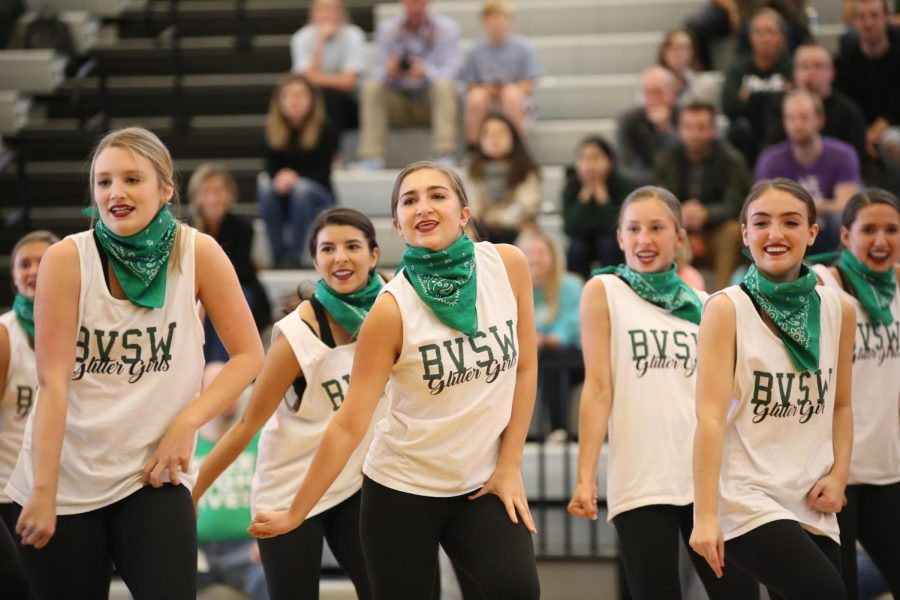 Homecoming Assembly on Oct. 25