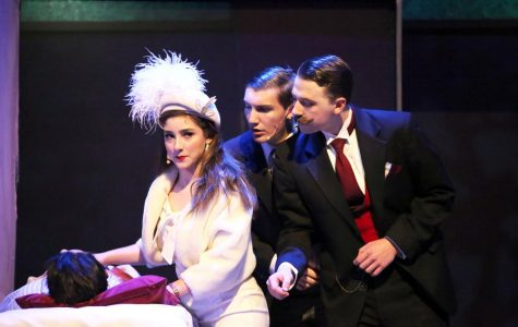 Fall Play: Murder on the Orient Express