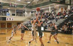 Girls Varsity Basketball Game on Jan. 14