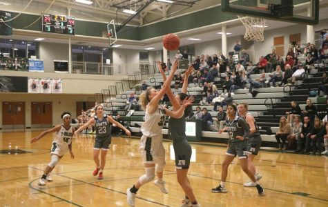 Girls Varsity Basketball Game on Jan. 14