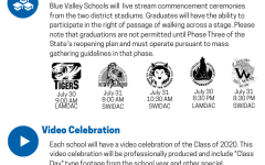 Navigation to Story: District sets graduation date for July 30