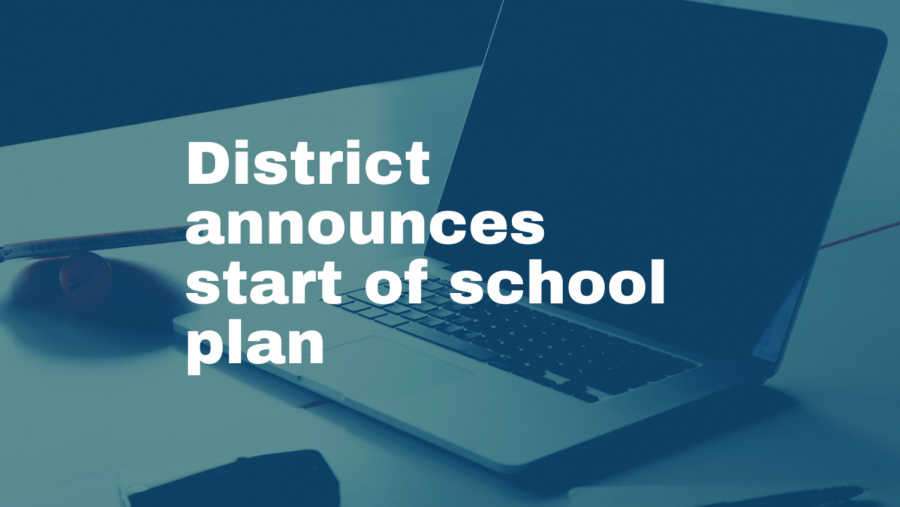 School year to begin in distance learning format for Blue Valley middle and high schools