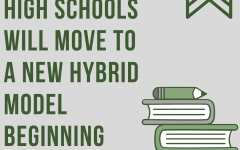 Navigation to Story: Superintendent Dr. Tonya Merrigan announces that Blue Valley high schools will be moving to a new hybrid model beginning Oct. 5