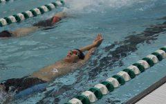 Navigation to Story: Gallery: Boys swim practice on November 17
