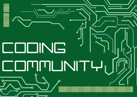 New coding club and coding honors society led by Kristina Wu and Hailey Slade.
