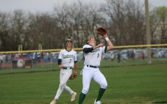 Navigation to Story: Gallery: Varsity baseball against Olathe North on April 9