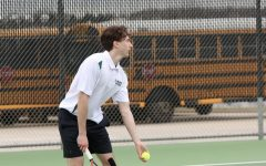 Navigation to Story: GALLERY: JV Tennis Match Against Spring Hill on March 24