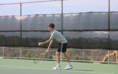 Navigation to Story: GALLERY: Varsity Boys Tennis vs. BVNW on April 12