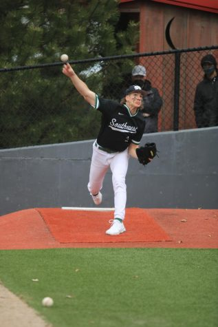 A Promising Prospect: Senior Ben Kudrna scouted by college and professional baseball teams