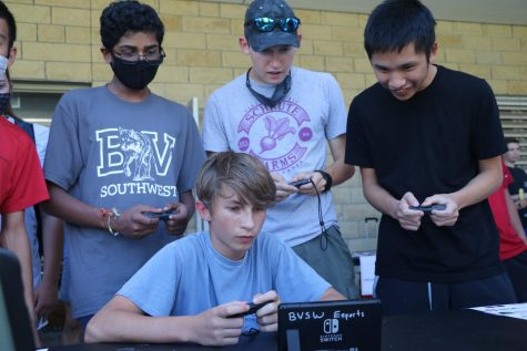 GALLERY: Activity Fair during TIPS on Aug. 26