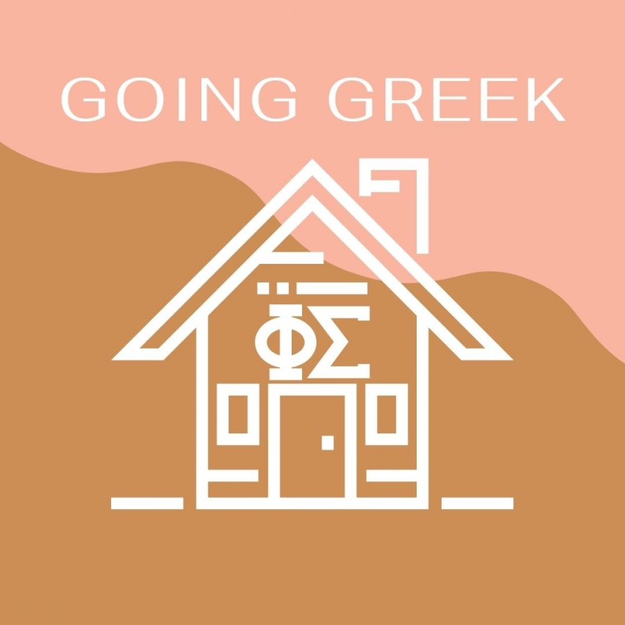 Going Greek: Rush week for sororities and fraternities goes viral on social media