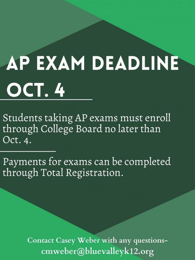 AP+Exam+Deadline