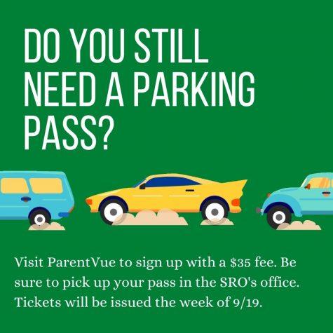 Do you still need a parking pass?