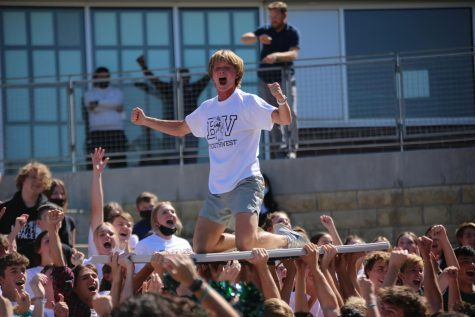 GALLERY: Fall Sports Assembly on Sept. 28