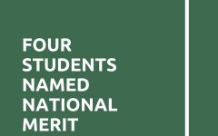 Four students named National Merit semifinalists