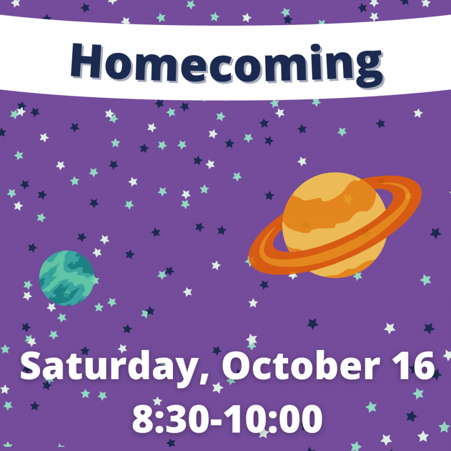 Homecoming Theme and Events Announced
