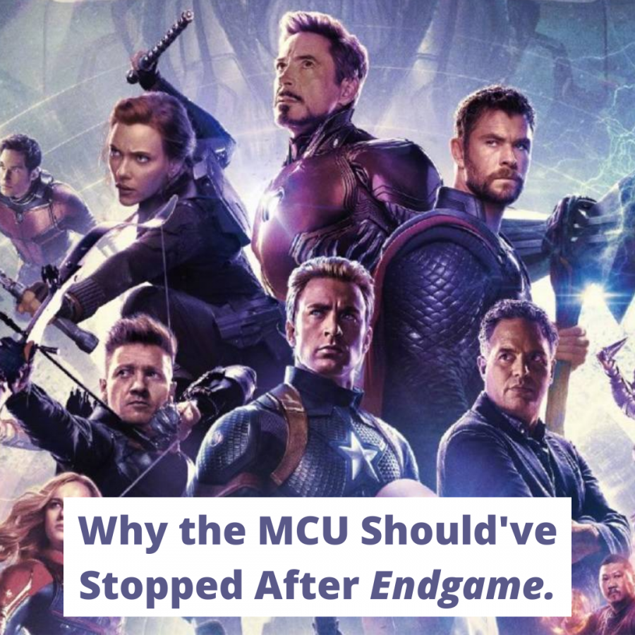 Why the MCU Shouldve Stopped after Endgame