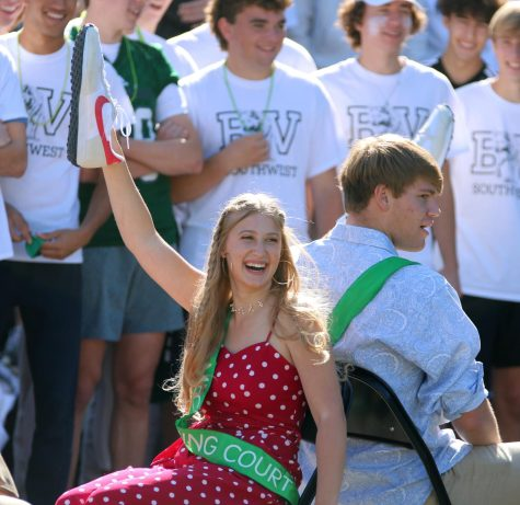 GALLERY: Homecoming Parade and Assembly on Oct. 14